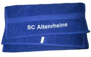SC AltenheineFanshop - Handtuch