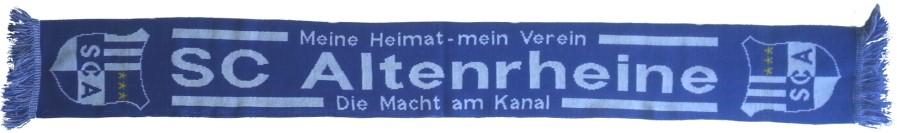 SC Altenrheine Fanshop - Der Schal zum Kultverein